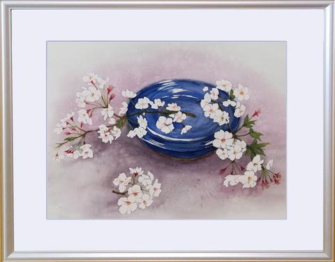 松本直次 2019-04「桜」