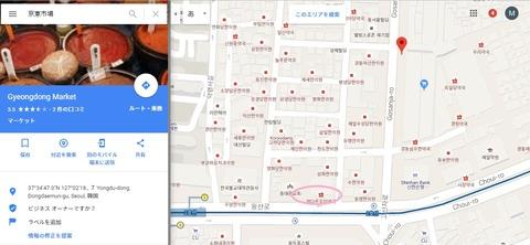 京東市場地図