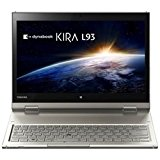 東芝 dynabook KIRA L93/39M [Office付き] PL93-39MKXG