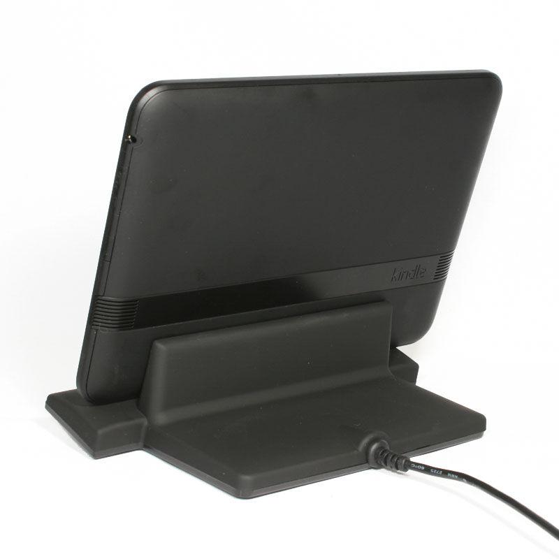 充電もデーター転送もOK! KindleFire HDでも使えるKindleFire用チャージャースタンド【イケショップのレアもの】
