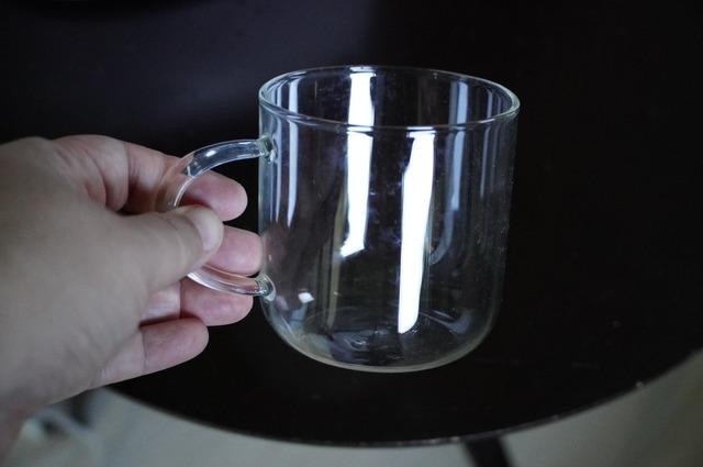 洗剤を使わずに、酸性水だけでこんなにキレイに