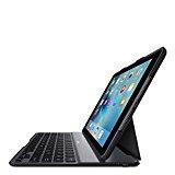 【国内正規代理店品】belkin ベルキン iPad Air2対応 QODE™ Ultimate Lite キーボードケース(ブラック) F5L190QEBLK-A