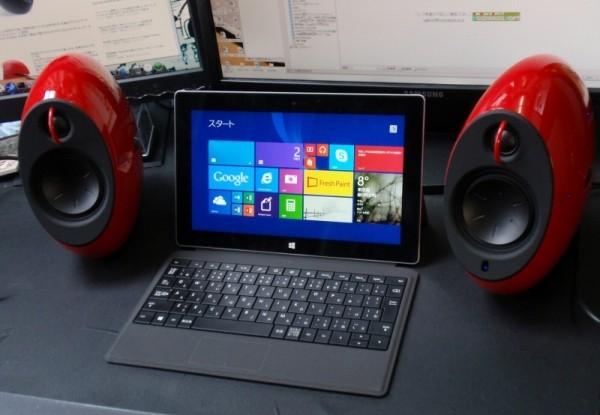 Surface 2とLuna Eclipse