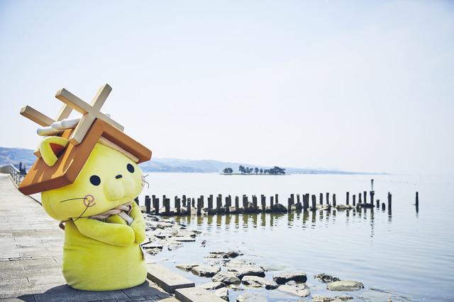 島根_しまねっこ