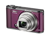 CASIO デジタルカメラ EXILIM EX-ZR1700WR 自分撮りチルト液晶 オートトランスファー機能 Wi-Fi/Bluetooth搭載 ワインレッド