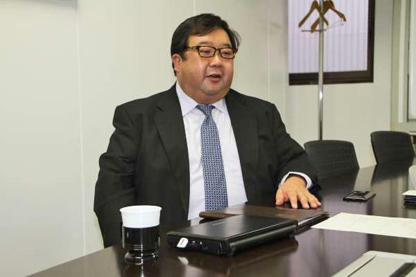生体認証について語る、株式会社ディー・ディー・エス代表取締役社長三吉野健滋氏
