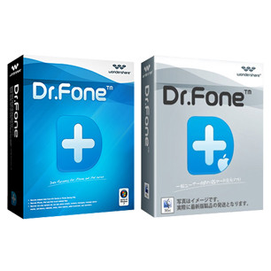「Dr.Fone for iOS」