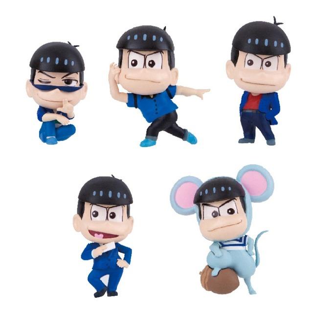 7a3f050ba8 ブシロードクリエイティブは、TVアニメ「おそ松さん」の主役である6つ子(おそ松、カラ松、チョロ松、一松、十四松、トド松)それぞれの様々なコスチュームを楽しめる  ...