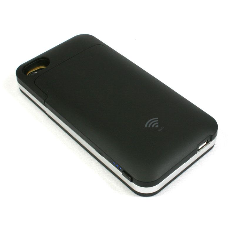 ワイヤレスで映像を飛ばせ!まだ現役バリバリiPhone 4/4Sのビデオトランスミッター付バッテリー【イケショップのレア物】