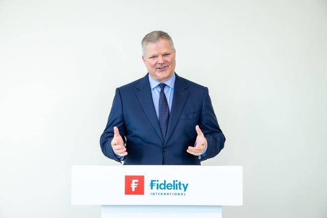 フィデリティ投信および、フィデリティ証券社長 デレック・ヤング氏