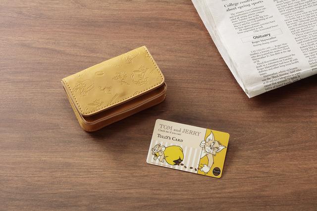 タリーズカード+カードケース