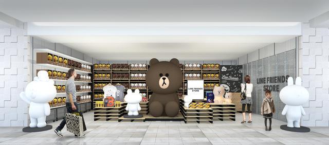 LINE FRIENDS東急百貨店02