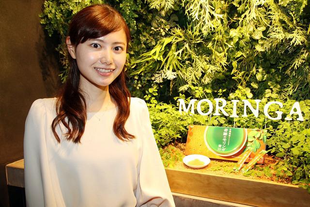 「奇跡のモリンガ青汁」 商品発表会