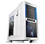 THERMALTAKE Chaser A41 Snow Edition/White/Win/SECC ミドルタワーPCケース 日本正規代理店品 CS4204 VP200A6W2N-A