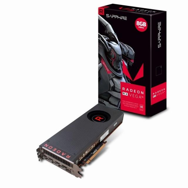グラフィックボード「RADEON RX VEGA 56 8G HBM2」