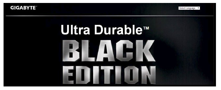 エンスージアストな自作ユーザー向け専用サイト「Black Edition」