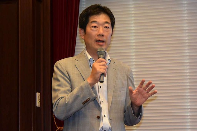 NTTコミュニケーションズ経営企画部マネージドセキュリティサービス推進室担当部長小山覚氏