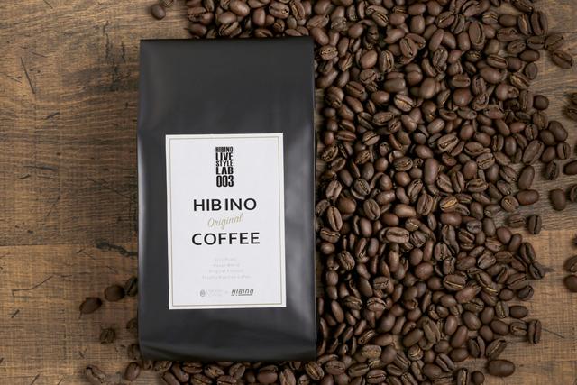 ヒビノオリジナルコーヒー画像1