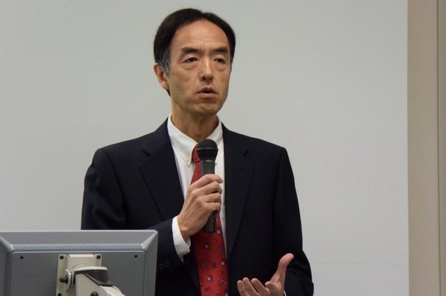 京都大学大学院経営管理研究部 加藤康之教授