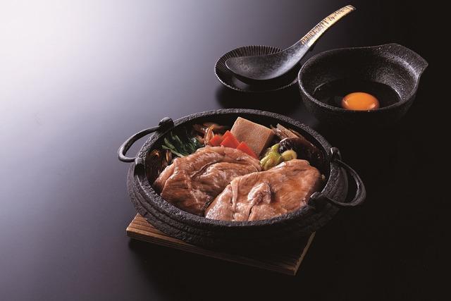 銀座 吉澤_すき焼き小鍋