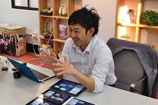 iPad無料アプリ 総合ランキング1位を獲得!ロイロノートの魅力を杉山取締役に聞く
