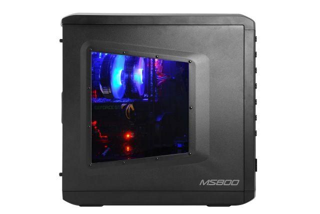 冷え冷えなPCケース ZALMANより6基まで対応するファンコン搭載PCケース