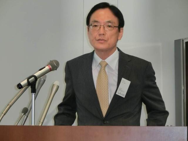 VAIO株式会社大田義実氏
