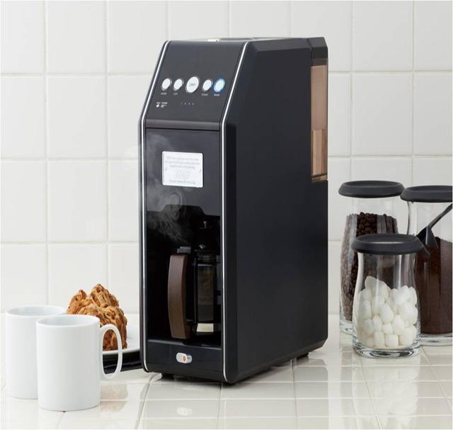 全自動ミル付4カップコーヒーメーカーK-CM4(メイン画像)