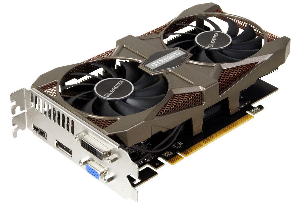 性格の異なるGTX 650 Tiカード リードテックよりGeForce GTX 650 Ti搭載モデル2製品
