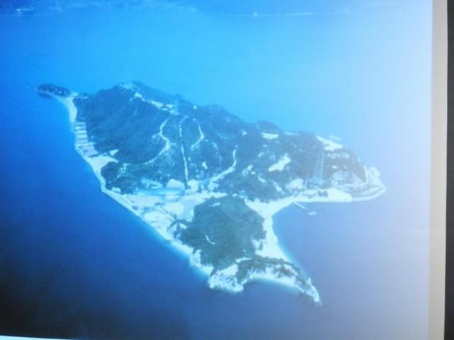 うさぎ島こと大久野島(広島県竹原市忠海町)