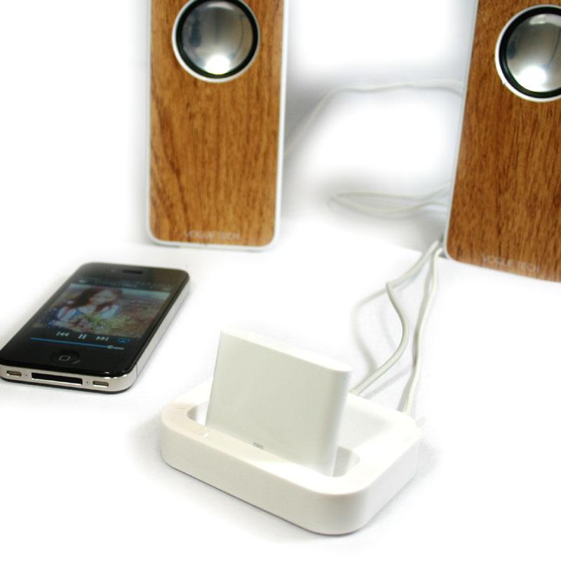 Dock用スピーカーを簡単に無線化!いろんな器機で使えそうなBluetoothアダプター【イケショップのレア物】