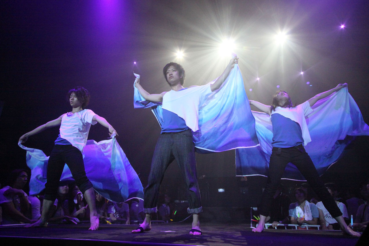 真夏のダンスに15万人が熱狂 大盛況だったニコニコダンスマスター4レポート