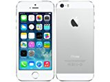 au iPhone 5s 32GB シルバー ME336J/A 白ロム Apple