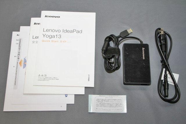 Ultraコンバーチブル!4つのスタイルに変化するレノボ「IdeaPad Yoga 13」開封レポ