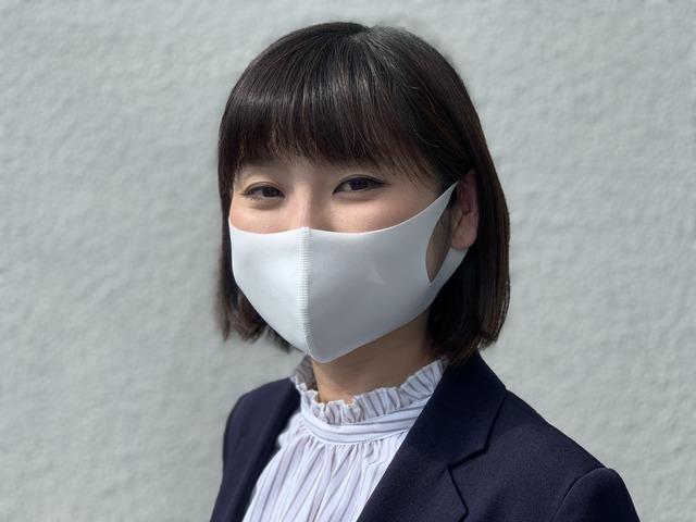 メイドイン福島の「冷感マスク」
