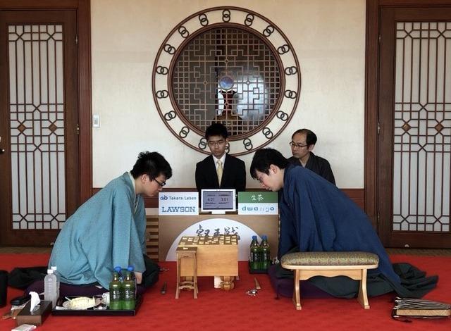 叡王戦第1局_1