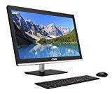 ASUS デスクトップ Vivo AiO V220IBUK ブラック ( WIN10 64Bit / 21.5インチワイド / インテル Celeron N3050 / 4G / 1TB / Office搭載 ) V220IBUK-N3050