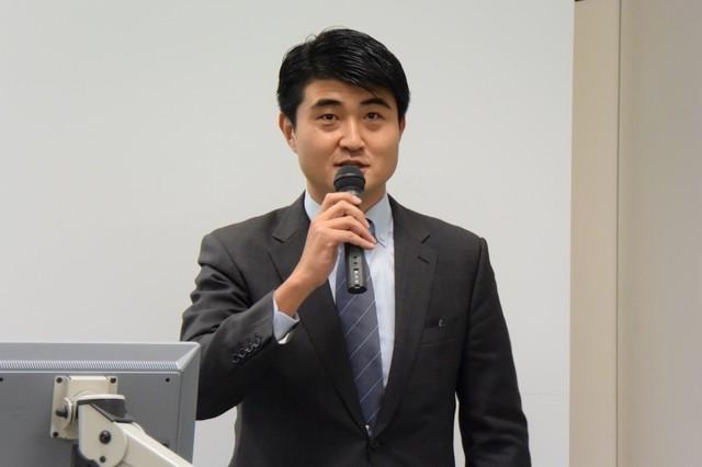 株式会社東京大学エッジキャピタル代表取締役社長 郷治友孝氏