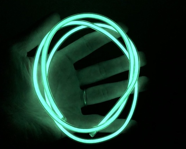 """Photo of Eco-light """"Glow HOTARU Flex"""" CAMPFIRE that emits light for up to 10 hours with only 1 minute of phosphorescence is crowdfunding"""