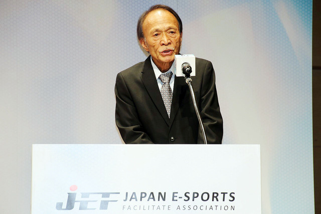 日本esports促進協会理事長牧村真史氏