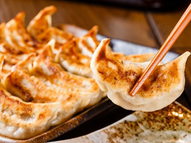 「辛シビ坦々つけ麺」