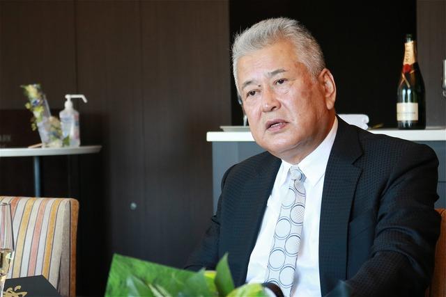 株式会社イシイ設備工業 代表取締役社長 石井幹男氏