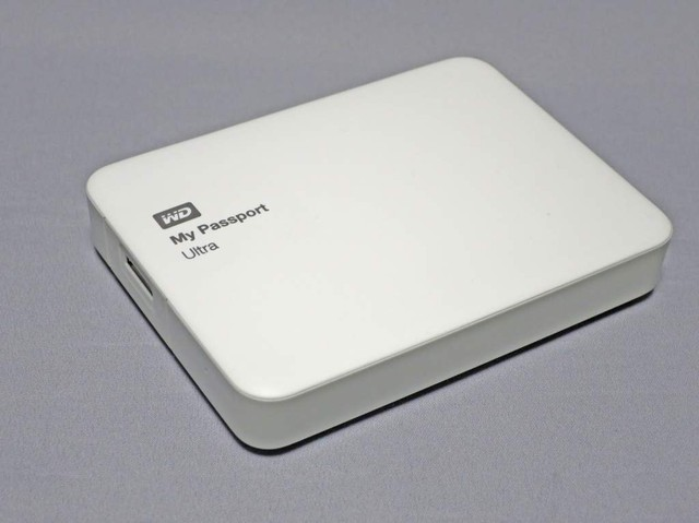 Windows向けの2.5インチポータブルHDD「My Passport Ultra
