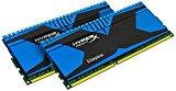 【Kingston】永久保証 デスクトップ用オーバークロックメモリ HyperX Predator 4GB×2枚 DDR3-2133 (PC3-17000) CL11 1.6V DIMM 240pin HX321C11T2K2/8