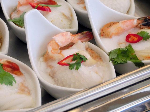 ホーモックタリー シーフードレッドカレームース(タイ)