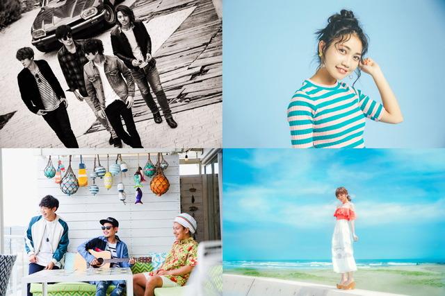 LINE MUSIC SUMMER FES_artist