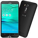 【国内正規品】ASUSTek ZenFone Go (SIMフリー/Android5.1.1 /5.5inch /デュアルmicroSIM /LTE)(2GB/16GB) (ブラック) ZB551KL-BK16