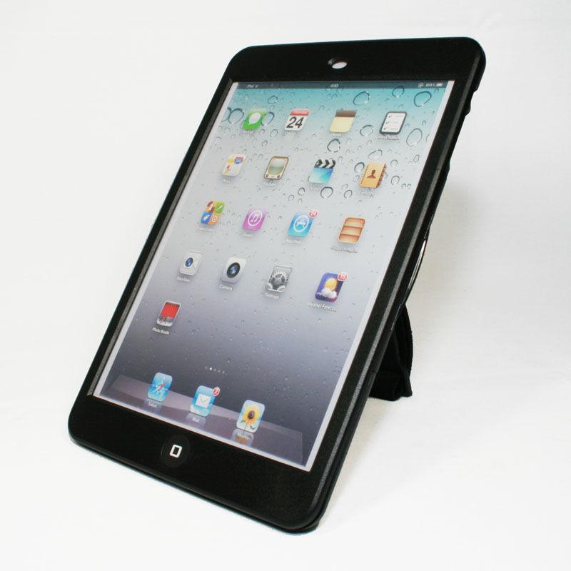 iPad miniが手のひらにピタ!混雑時も落下の心配要らずのマジックのようなケース【イケショップのレア物】