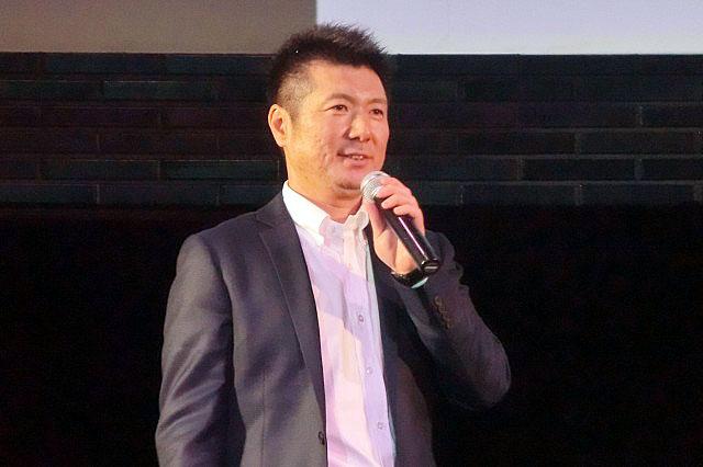 SOUSEI株式会社代表取締役乃村一政氏