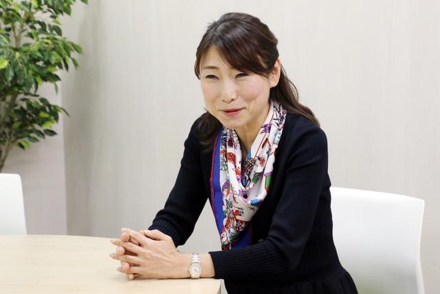 協会の今後について語る、日本ノハム協会 代表理事 神田尚子氏